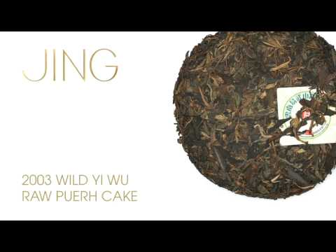 JING Tea - Puerh Cake Infusion Guide