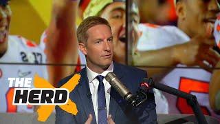 Klatt and Cowherd discuss Clemson's National Championship win | THE HERD (FULL INTERVIEW)
