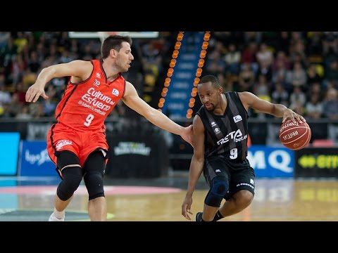 Bilbao Basket vs Valencia Basket