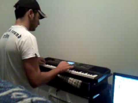 Korg micro arranger marquinhos Diniz