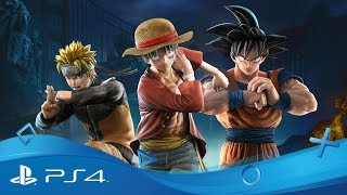 Jump force :  bande-annonce