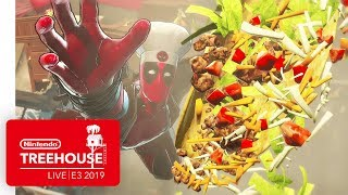 MARVEL ULTIMATE ALLIANCE 3: The Black Order Gameplay Pt. 1 - Nintendo Treehouse: Live   E3 2019