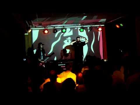 Green Grey - Криминал (live). JAZZTER, Харьков, 22.05.2011