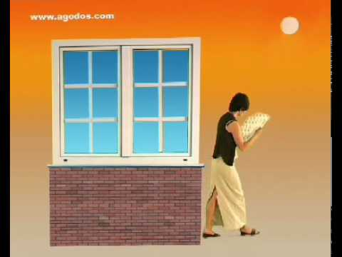 Anuncio Publicitario Taller de ventanas y puertas: Agodos