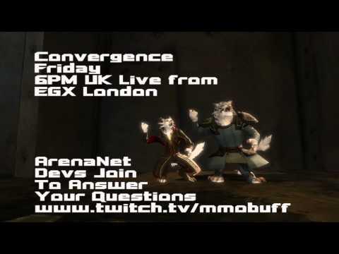 EGX Week Convergence - It's Wednesday
