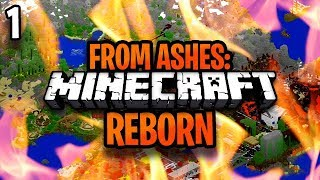 Minecraft: From Ashes Reborn Ep. 1