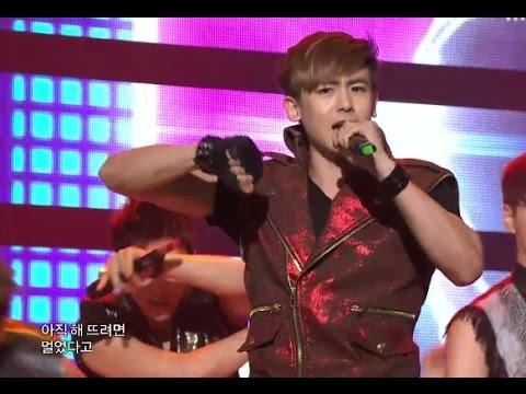 2PM - HANDS UP, 투피엠 - 핸즈 업, Music Core 20110723