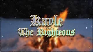Born to serve Justice (Kayle lore League of Legends FKG)