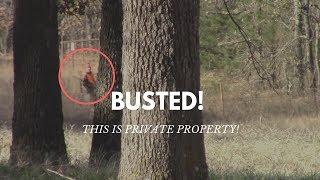 Busted Two Hunters Tresspassing Then This Happened!