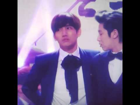 150101 'My waist suddenly hurts a lot' said Changmin to Yunho & Yunho's worry