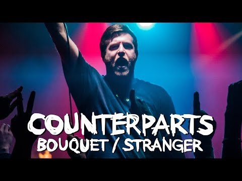 Counterparts - Bouquet & Stranger - LIVE in Manchester 16/11/17