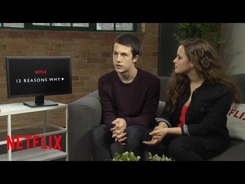 The stars of '13 Reasons Why' talk working with Selena Gomez and filming difficult scenes