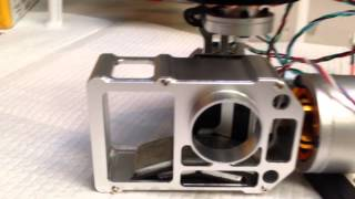 3 Axis Brushless Cheap eBay Gimbal by 7demo7 on YouTube