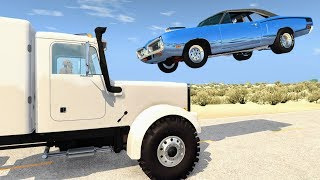 Best Crashes of 2018 #2 - BeamNG Drive | CrashBoomPunk