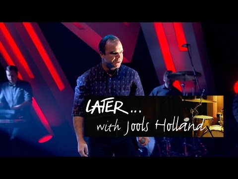Future Islands - Cave - Later… with Jools Holland - BBC Two