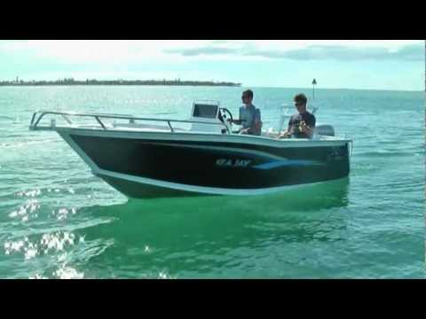 5.1 STRIKER Plate Xtreme by Sea Jay Boats