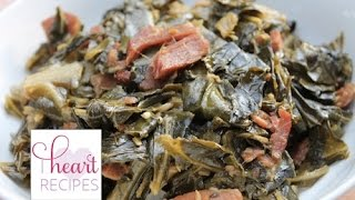 How to cook Southern Collard Greens - Recipe | I Heart Recipes