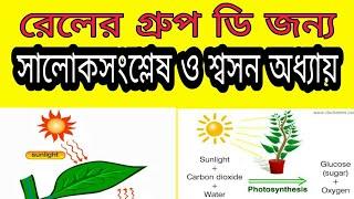 #9 science gk in bengali chapter wise |সালোকসংশ্লেষ ও শ্বসন অধ্যায় থেকে গুরুত্বপূর্ণ প্রশ্নোত্তর