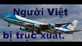 Người Việt bị trục xuất.