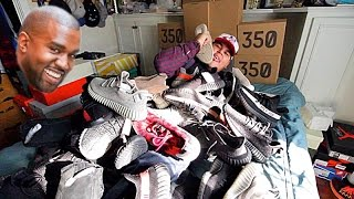 CRAZY  Hypebeast YEEZY Collection ! ! ! $30,000