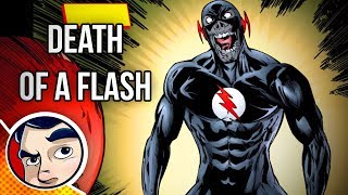 "Death of the Flash ""Lightning In A Bottle"" - Complete Story"