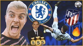 ATLETICO MADRID 0-1 CHELSEA SHOWS TUCHEL WILL SUCCEED AT CHELSEA… HERE IS WHY