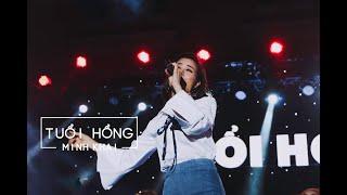 #tuoihong24 ĐÔNG NHI | XIN ANH ĐỪNG [live]