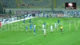 ملخص مباراة الرجاء الرياضي و إف سي نواذيبو RCA 1-1 FCN     -
