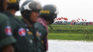 Căng thẳng biên giới Việt Nam - Campuchia