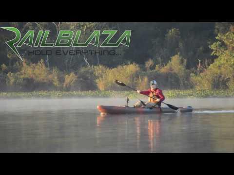 Railblaza Kayak Fishing Commercial