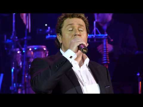 Michael Ball 'I Will Always Love You' Live Hammersmith Apollo 04.05.13 HD