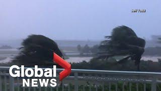Hurricane Isaias: Storm lashes the Bahamas on way towards U.S.