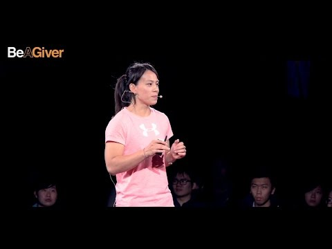 【Be A Giver】郭婞淳:有多少成功的甜美,背後就有多少失敗的掙扎(高清字幕版)