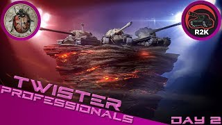 Twister Season - Professionals Tournament Day 2 - EU