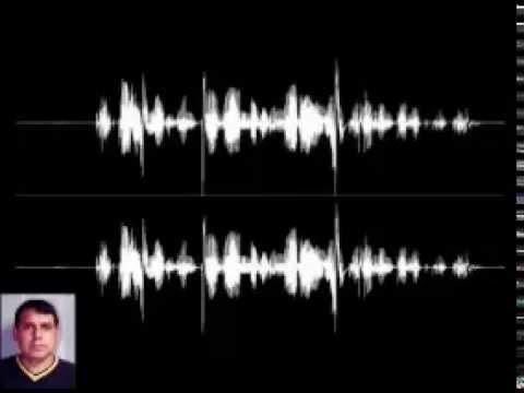La Voz Audible de Dios del Supremo -- Grabada en una Grabadora en un mensaje que daba Josue Yrion