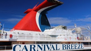Carnival Cruise What's FREE & What's NOT FREE