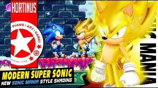 Let's Try Sonic Mania Michael Jackson Mod (Moonwalker Mania)