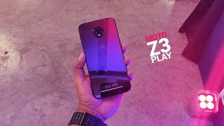 Video Motorola Moto Z3 Play zZbE6MR5lAc