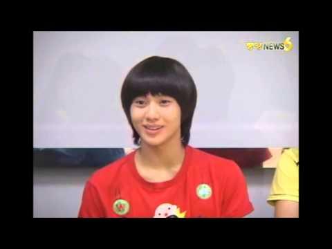 Taemin Debut Interview