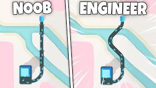 Using EFFICIENT ENGINEERING to beat high scores in Mini Motorways!