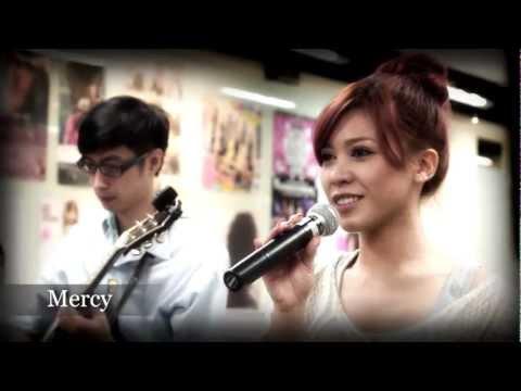 艾怡良【Mercy】、【Metal Girl】(acoustic)  Live Session