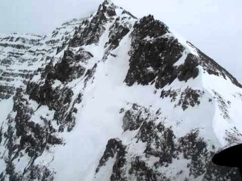 Flying with Arctic Heli Skiing