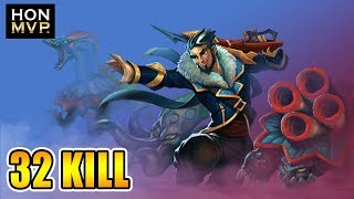 HON MVP | Klanx - Million`time | Legendary rank |