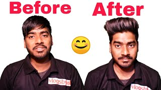 How To Style Your Hair Within 3 minutes   Hairstyle for Men #hairstyle