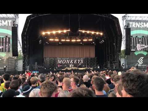 Arctic Monkeys - Teddy Picker live @ TRNSMT festival (Glasgow)