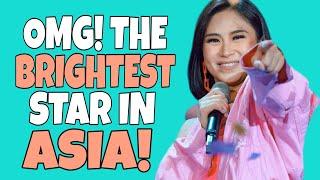 FRESH NEWS: WOW! Sarah Geronimo, pinanindigan ang pagiging BRIGHTEST STAR in ASIA.