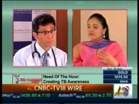 CNBC India Healthcare Awards 2015 - Interview with Dr. Zarir Udwadia