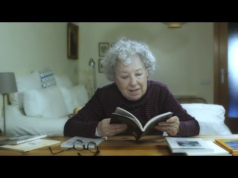 """Conversa amb Josefa Contijoch. 8. Poema """"Fondalada"""""""
