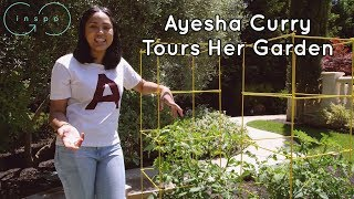 goInspo | Ayesha Curry Shares Her Homemade Do it Yourself Garden