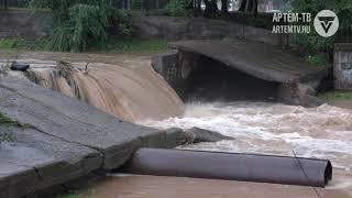 В администрации Артёма подводят итоги прошедших дождей